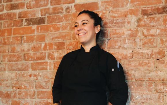 Chef Elia Herrera